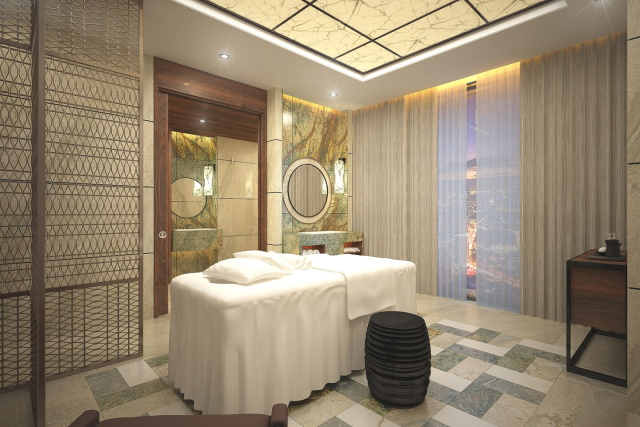 Heavenly Spa at The Westin Manila Sonata Place