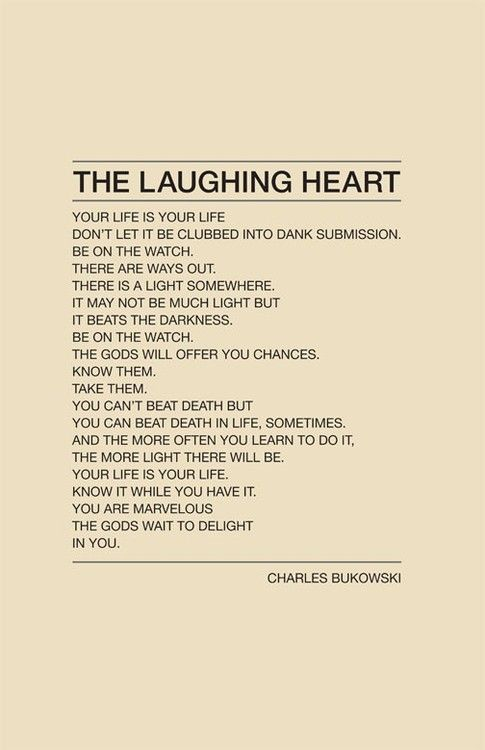 28 Thought-Provoking Photo Quotes By Charles Bukowski