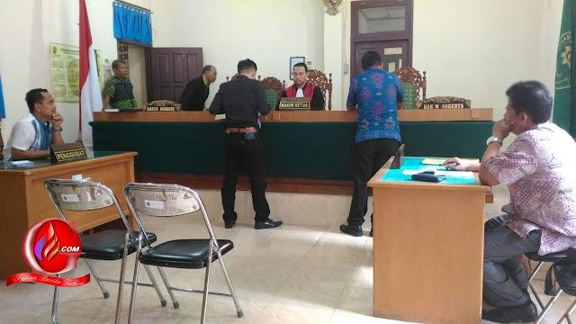 Hakim Tolak Praperadilan Tersangka Korupsi Bandwith Diskominfo Pringsewu