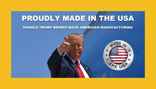 Memes: DONALD TRUMP BRINGS BACK AMERICAN MANUFACTURING