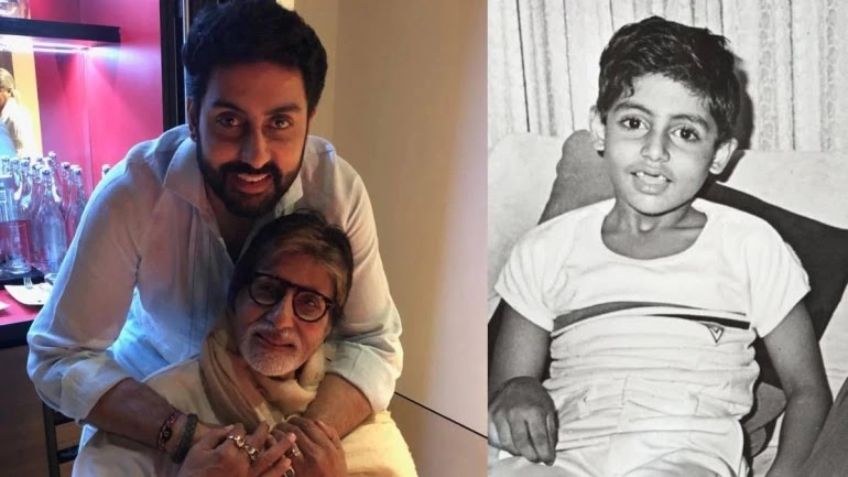 Childhood Abhishek Had Written Such A Emotional Letter To Big B