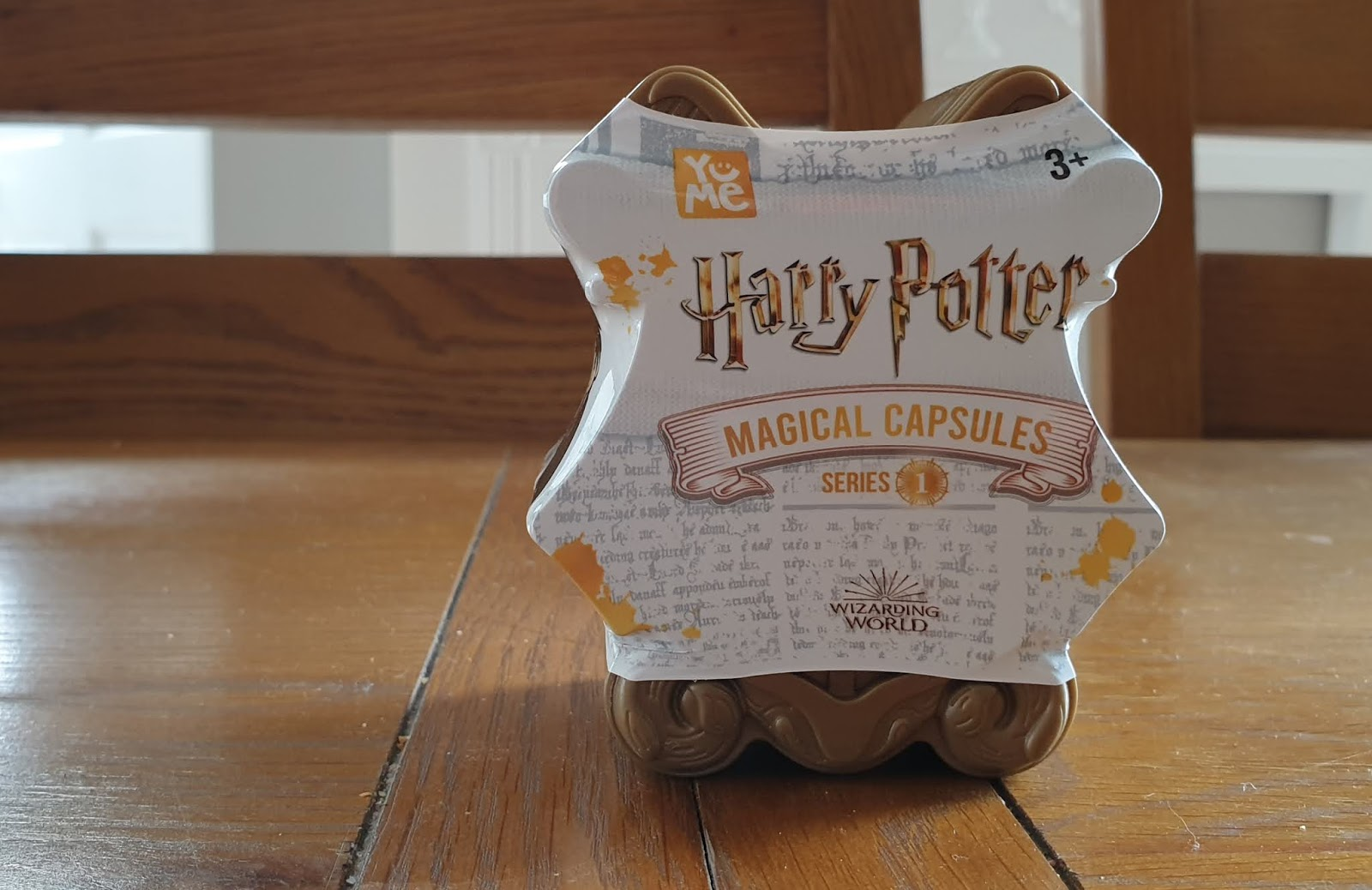 harry potter magical capsules toy