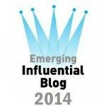 THE TOP TEN EMERGING INFLUENTIAL BLOGS 2014