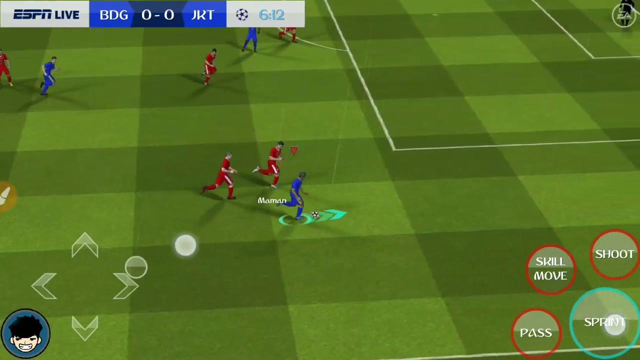 FIFA 19 Android Mod Shopee Liga 1 Indonesia Season 2019/2020
