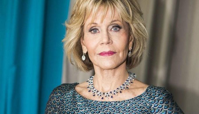 Jane Fonda revela que intentou coñecer a Trump despois das súas eleccións por esforzos climáticos