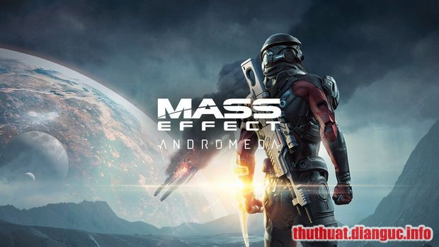 Download Game Mass Effect: Andromeda Full Cr@ck