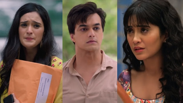 WOW! Naira's Navratri with Kartik turns Loveratri in Yeh Rishta Kya Kehlata Hai