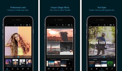 أفضل تطبيقات تعديل الصور للهواتف التي تشتغل بنظام أندرويد 2019.