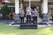 Waka Polres Tabanan Memberikan Arahan Pembinaan