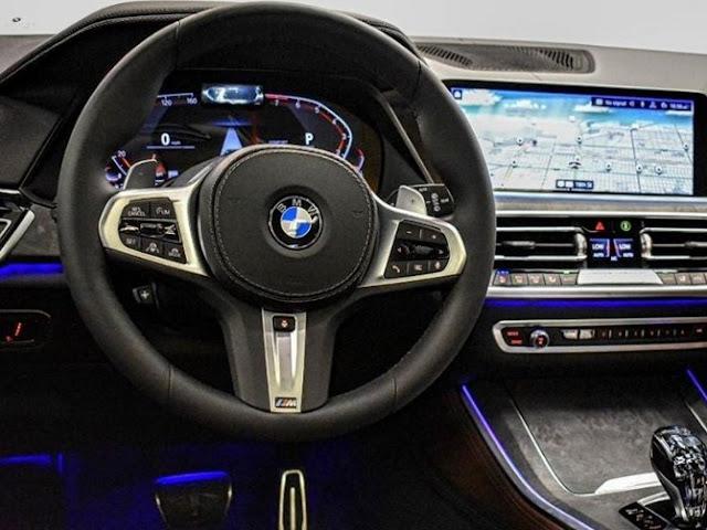 BMW-X5-xDrive40i-interior