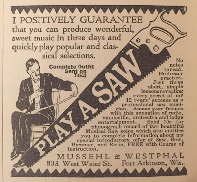Play a Saw