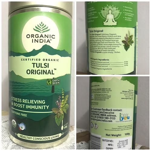Organic India Tulsi Original Kada