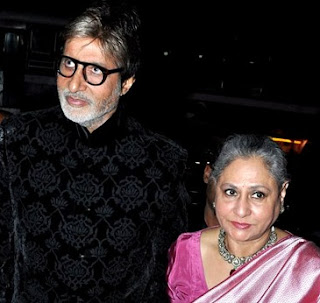 Amitabh Bachchan dan Istri