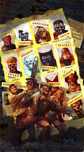 Comicrítico: MARVEL ZOMBIES vs ARMY OF DARKNESS