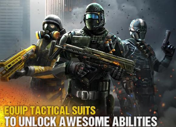 Informasi Game Mod Modern Combat 5