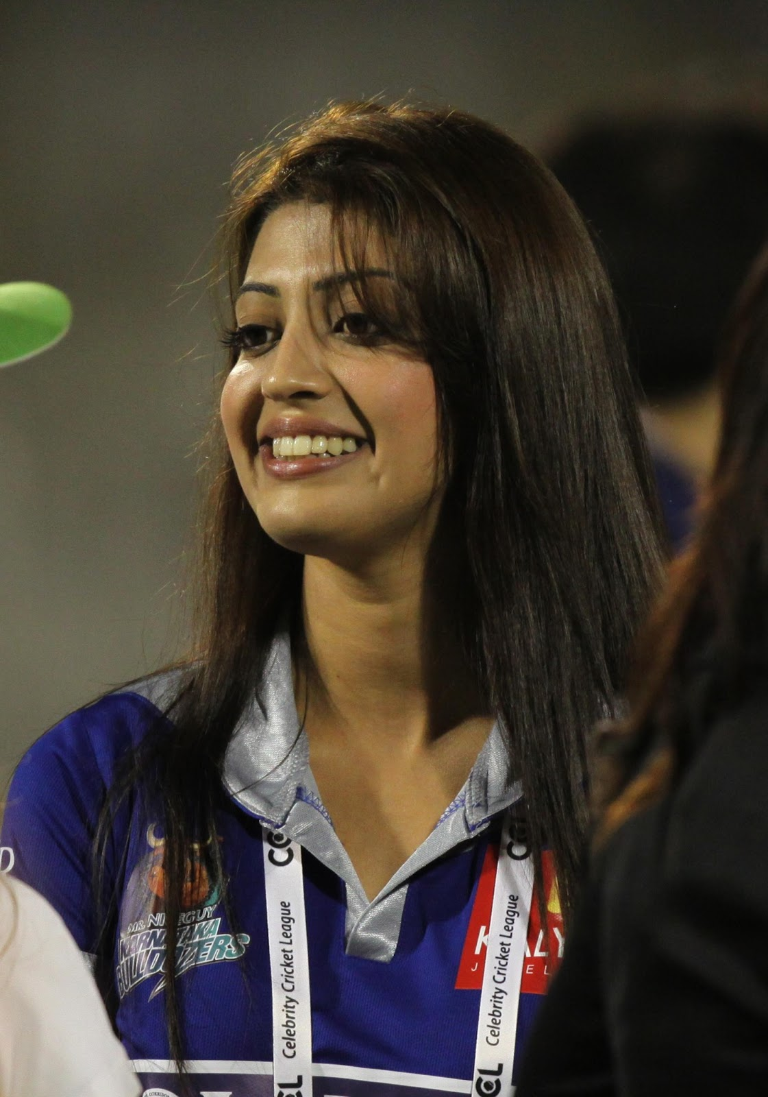 Pranitha from ccl3