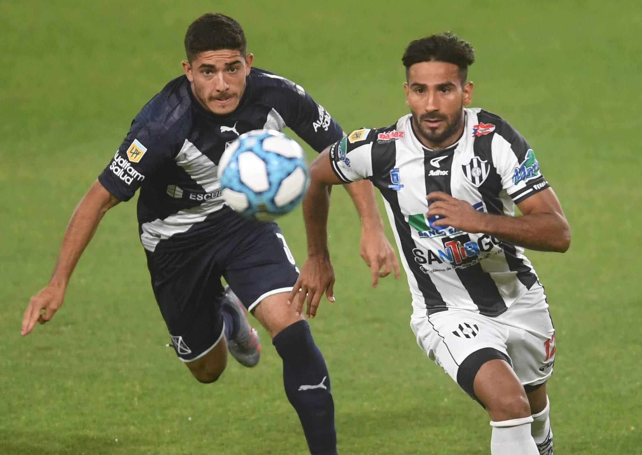 Independiente Central Cordoba resumen del partido