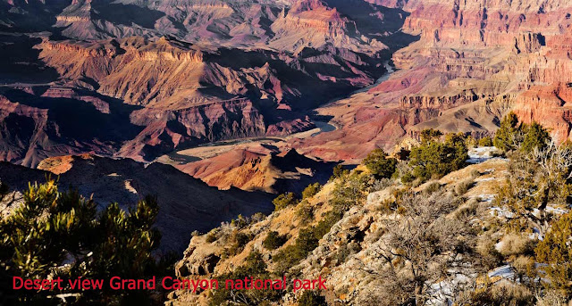 The Grand Canyon |Top mystery spot neatly arranged by nature