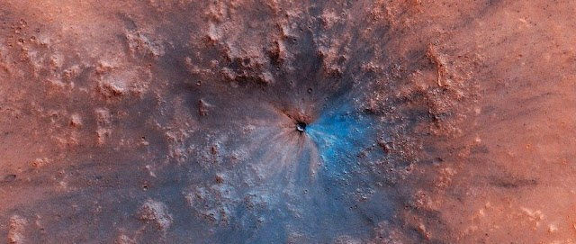 Scientists Discover Dozens Of Frozen Lakes Less Than A Mile Beneath The Surface Of Mars