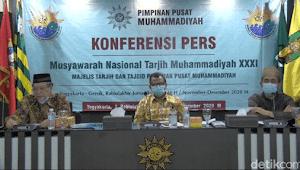 Munas Tarjih ke-31 Muhammadiyah Akan Digelar Online di Yogya dan Gresik