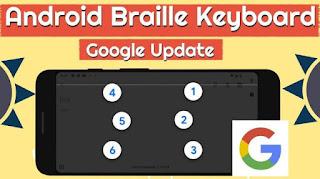 تشغيل, وتفعيل, لوحة, مفاتيح, talkback ,braille ,keyboard, على, أجهزة, اندرويد