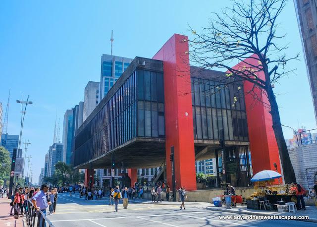Museu de Arte de Sao Paulo