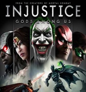 تحميل لعبة Injustice Gods Among Us برابط مباشر مجانا
