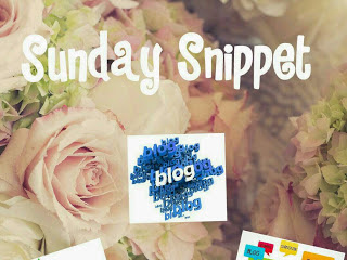 Sunday Snippet : The Beauty & The Brunette