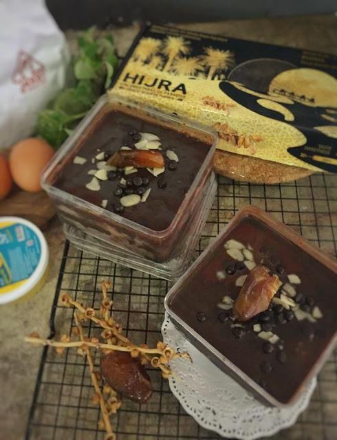 Dessert Box Nyoklat Kurma