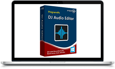 Program4Pc DJ Audio Editor 7.6 Full Version
