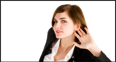 Menjadi Pendengar Hebat