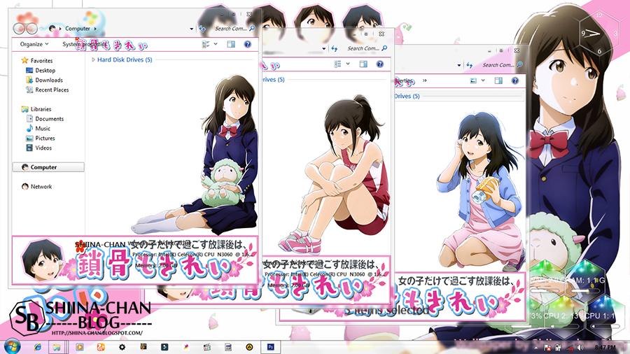 Tsuki ga Kirei 月がきれい by Shiina-chan Blog 2