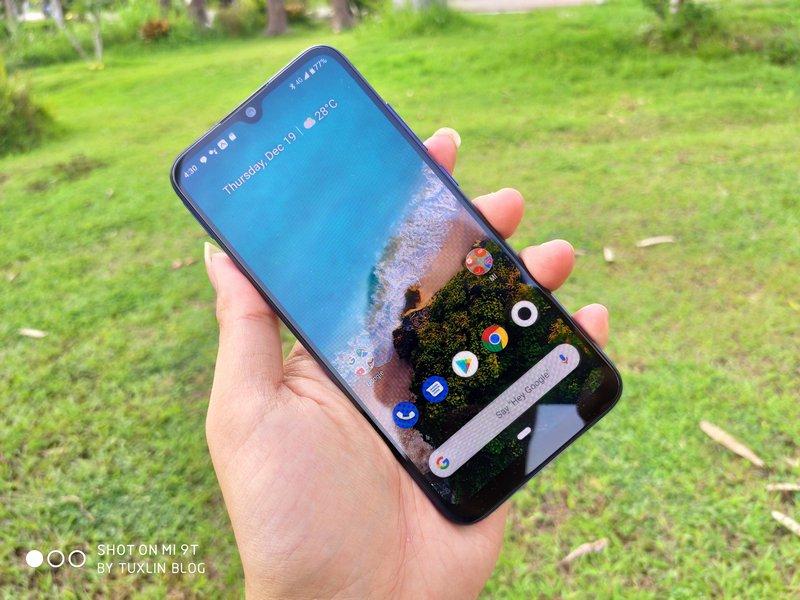 Benchmark AnTuTu Xiaomi Mi A3 Bertenaga Snapdragon 665