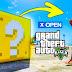 GTA V Lucky Blocks Mod | Like Minecraft | Download GTA 5 Mod