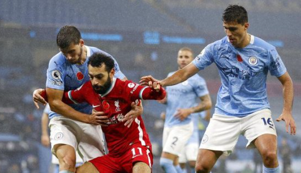 Manchester City vs Liverpool – Highlights