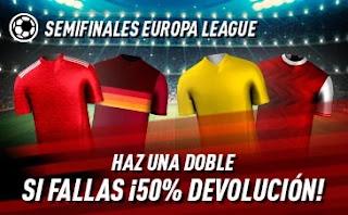 sportium promo Europa League 29-4-2021