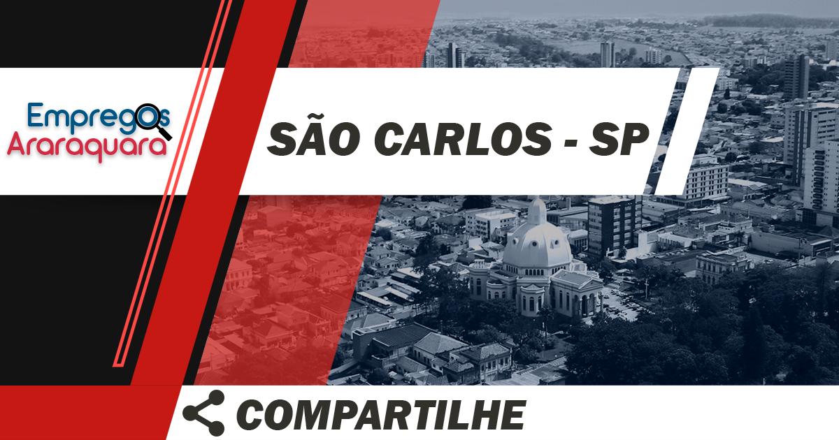 Balconista / Repositores / São Carlos - SP / Cód. 3534