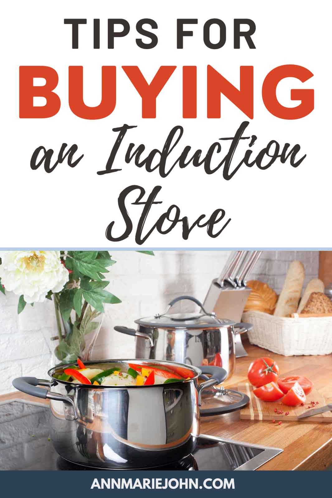 Useful Tips for Buying an Induction Stove