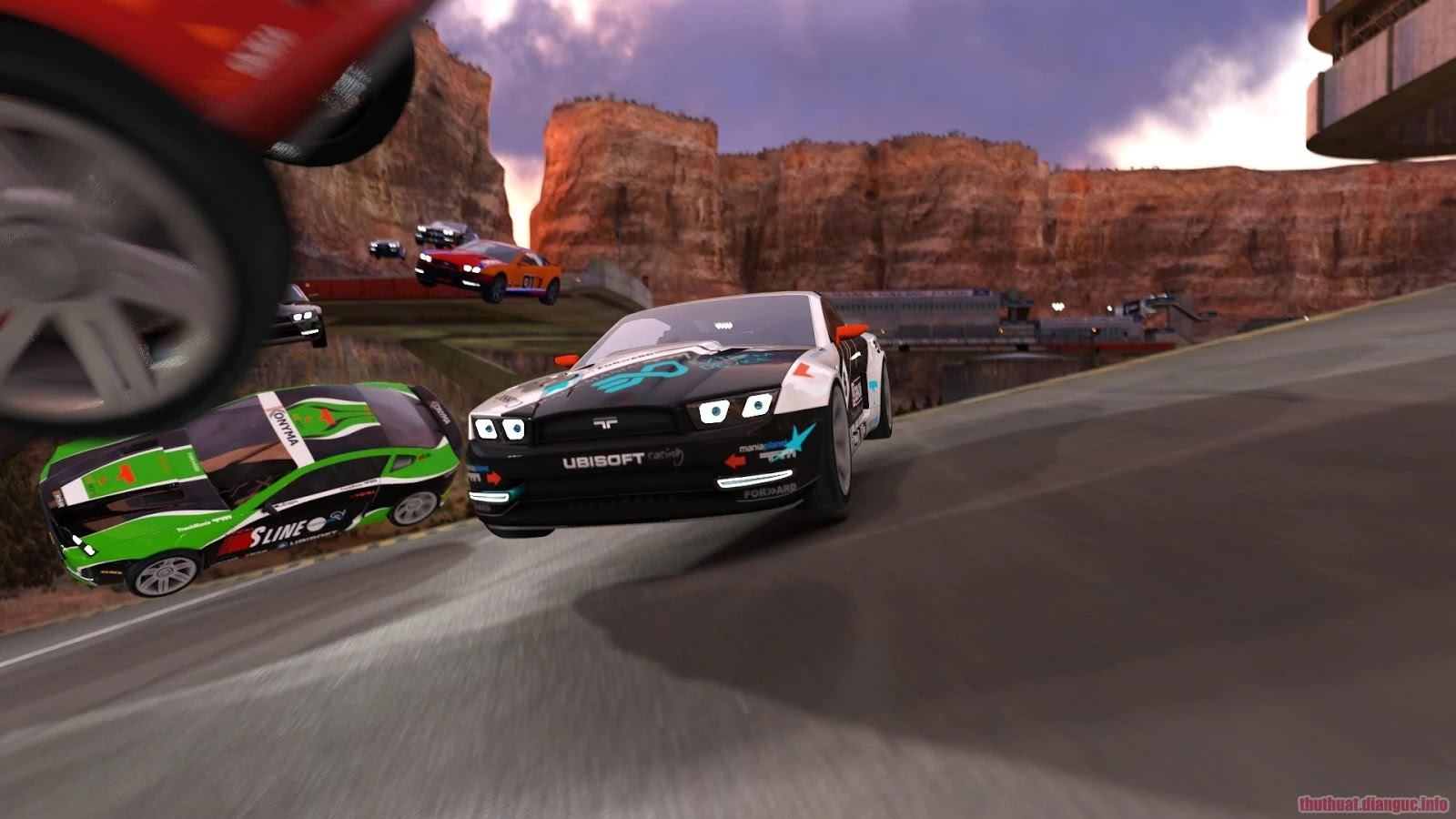 Download Game TrackMania 2 Canyon Full Crack, Game TrackMania 2 Canyon, Game TrackMania 2 Canyon free download, TrackMania 2 Canyon, TrackMania 2 Canyon free download