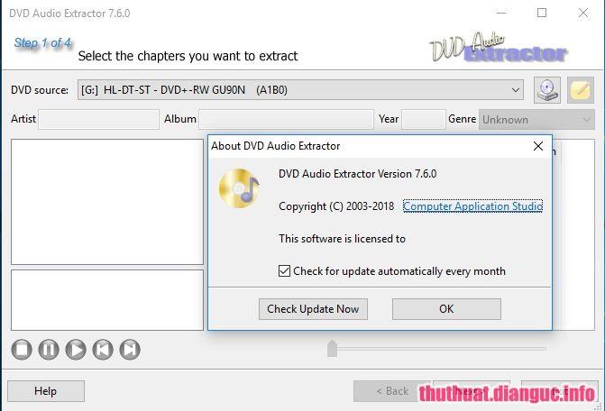 Download DVD Audio Extractor 8.0.0 Full Cr@ck