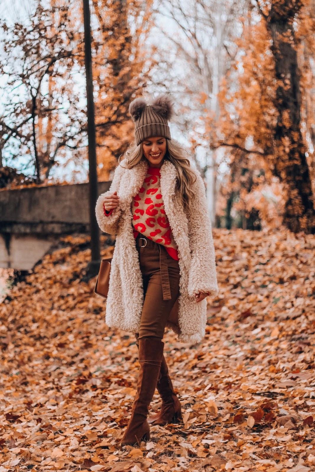 tendencia abrigos 2018