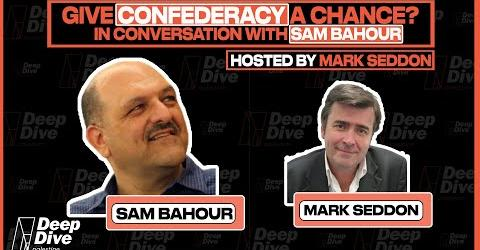 Give Confederacy a Chance? In Conversation with Sam Bahour