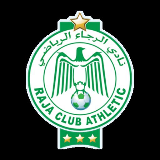 Raja Club Athletic Logo 2021-2022 for Dream League Soccer 2019