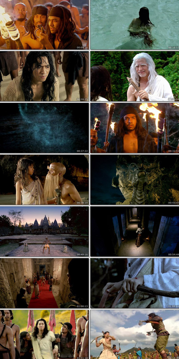 Download Mummys Island 2006 Hindi Dubbed HDRip 720p 700MB ESubs movie