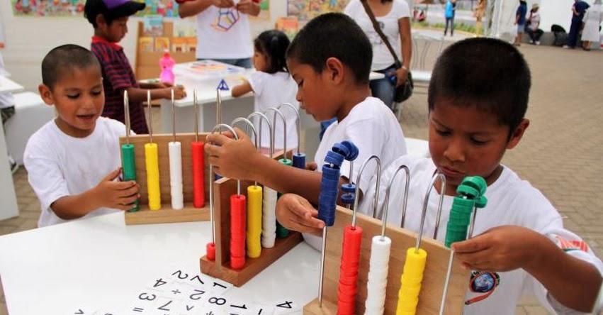 MINEDU invierte más de S/. 600 millones en materiales para escolares de colegios públicos - www.minedu.gob.pe