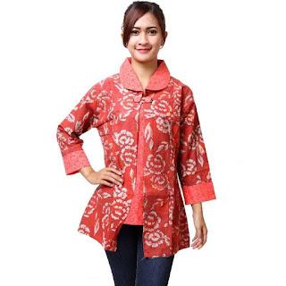 Baju Batik Wanita Remaja