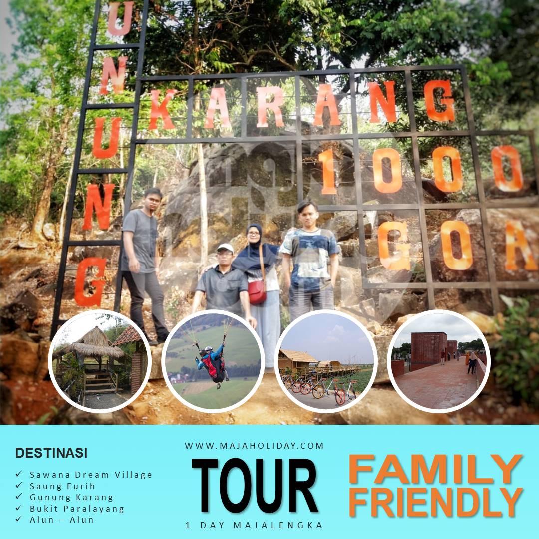 Paket Wisata Keluarga Termurah Majalengka