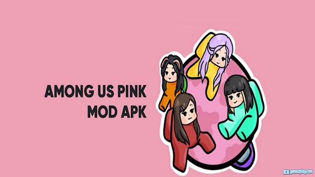 Among Us Pink Mod Latest APK 2021
