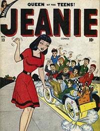 Read Jeanie Comics comic online