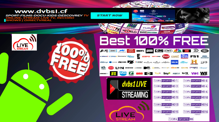 Best Iptv Android Apps compatible TV Smart-phone-tablet-pc